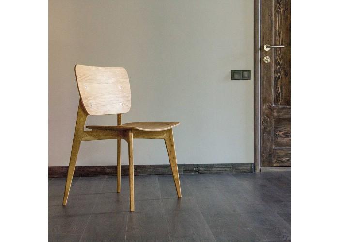 Стул Zen – скандинавский минимализм для Вашей квартиры или ресторана  5