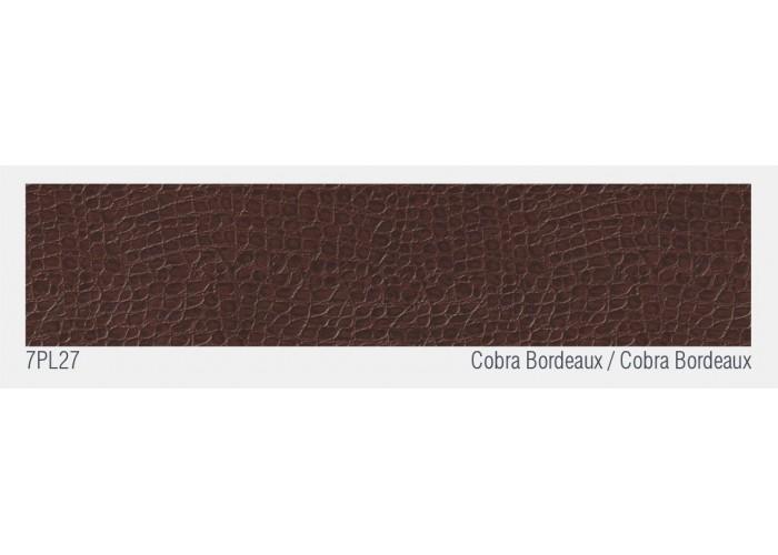 Швейцарский кожаный пол Cobra Bordeaux  3