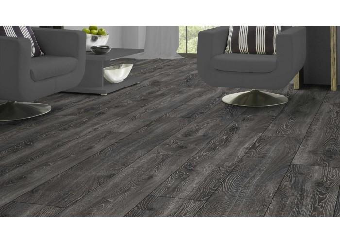 Ламинат My Floor: Highland Oak Black | ML1015 | Горный Дуб Черный | 33 класс  2