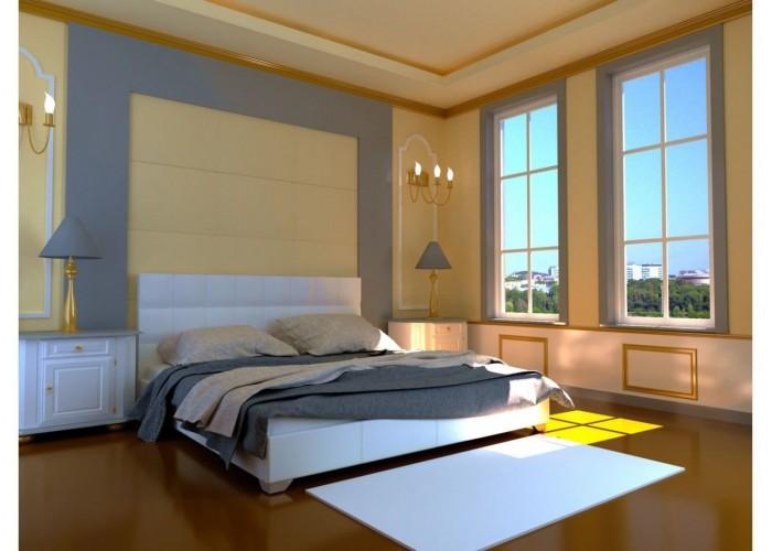 Мягкая кровать Novelty Гера  1