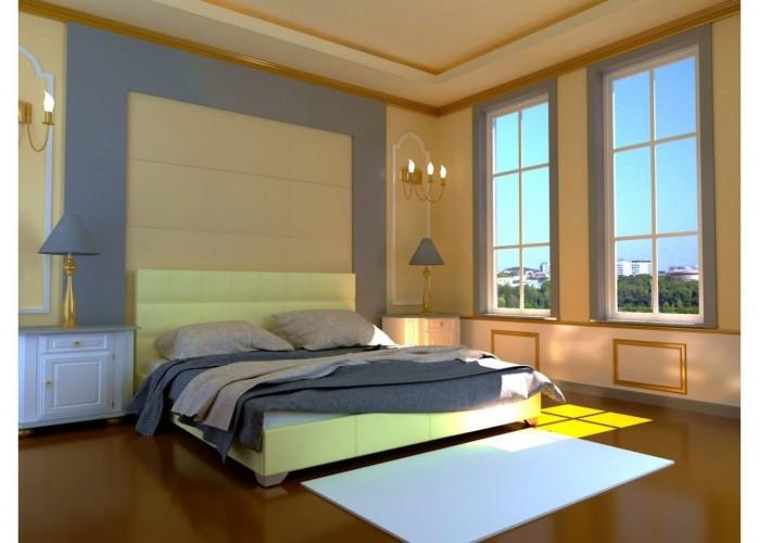 Мягкая кровать Novelty Гера  7