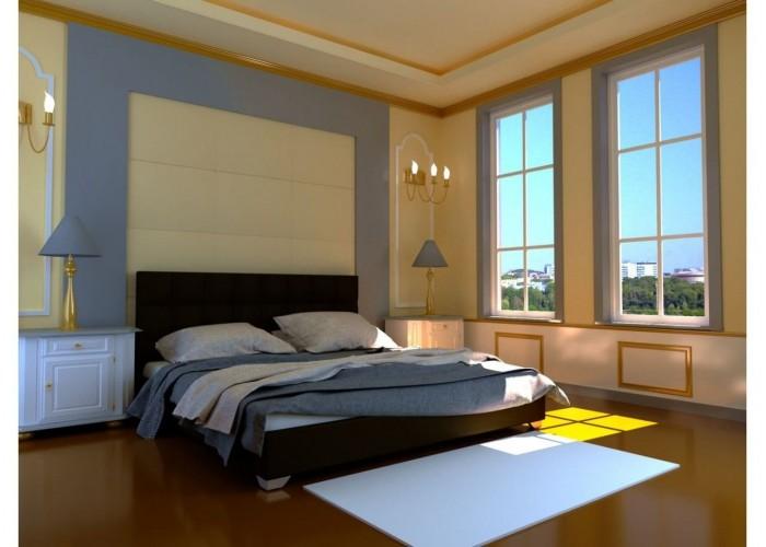 Мягкая кровать Novelty Гера  6