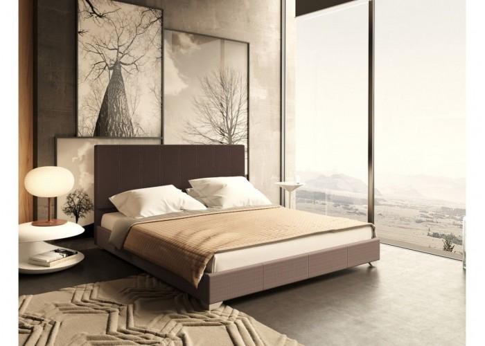 Мягкая кровать Novelty Бест  3