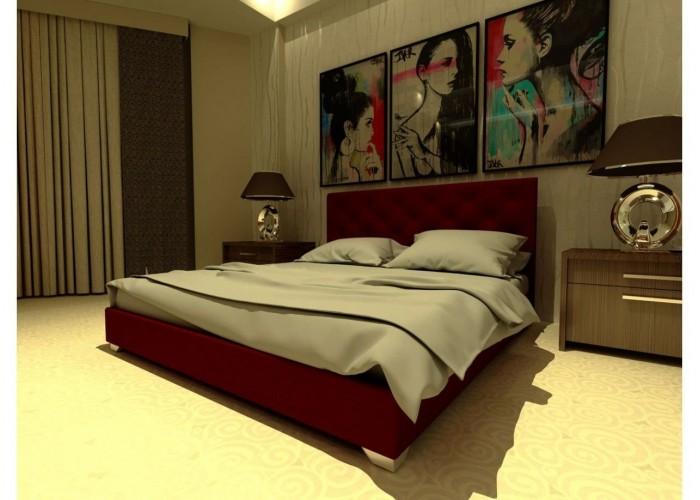 Мягкая кровать Novelty Морфей  7