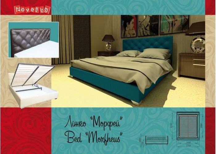 Мягкая кровать Novelty Морфей  9