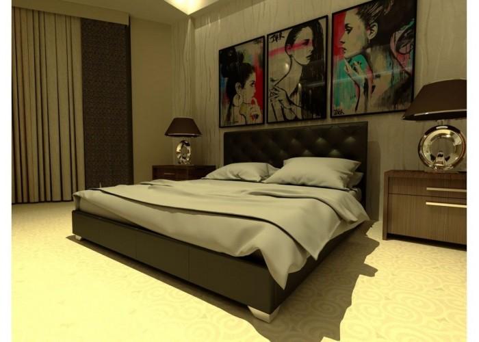 Мягкая кровать Novelty Морфей  4
