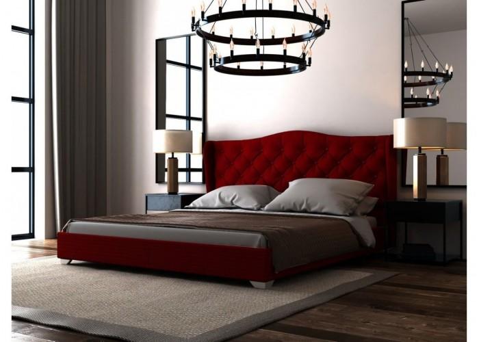 Мягкая кровать Novelty Ретро  9