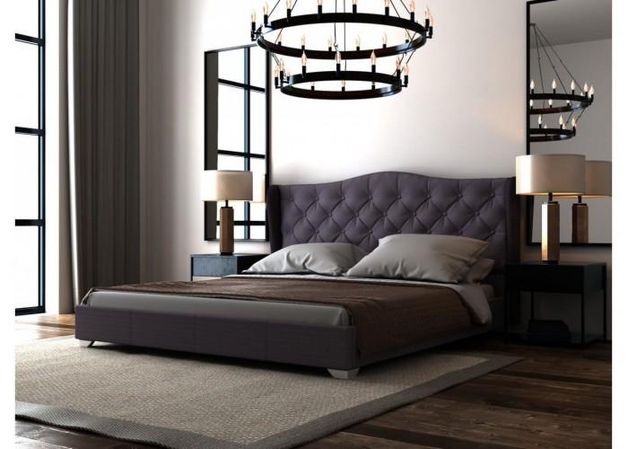 Мягкая кровать Novelty Ретро  7