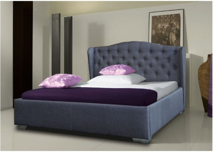 Мягкая кровать Novelty Ретро  2