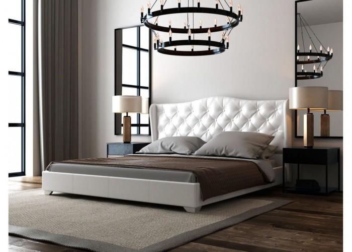 Мягкая кровать Novelty Ретро  5