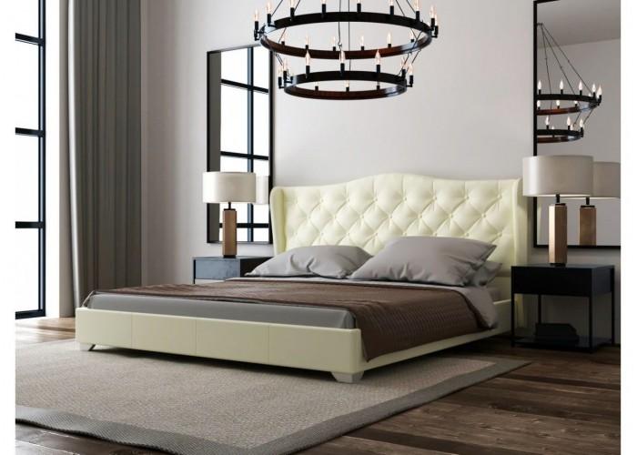 Мягкая кровать Novelty Ретро  3