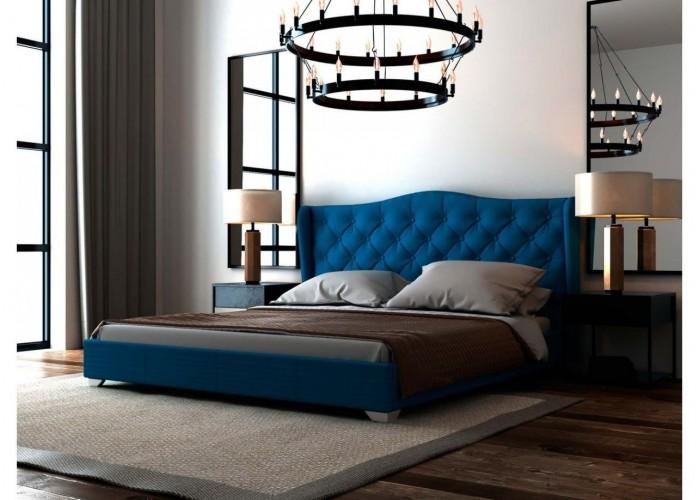Мягкая кровать Novelty Ретро  8