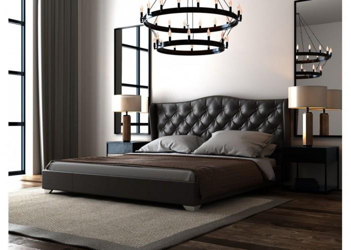 Мягкая кровать Novelty Ретро  6