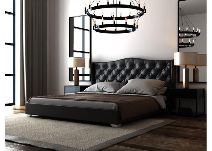 Мягкая кровать Novelty Ретро  4