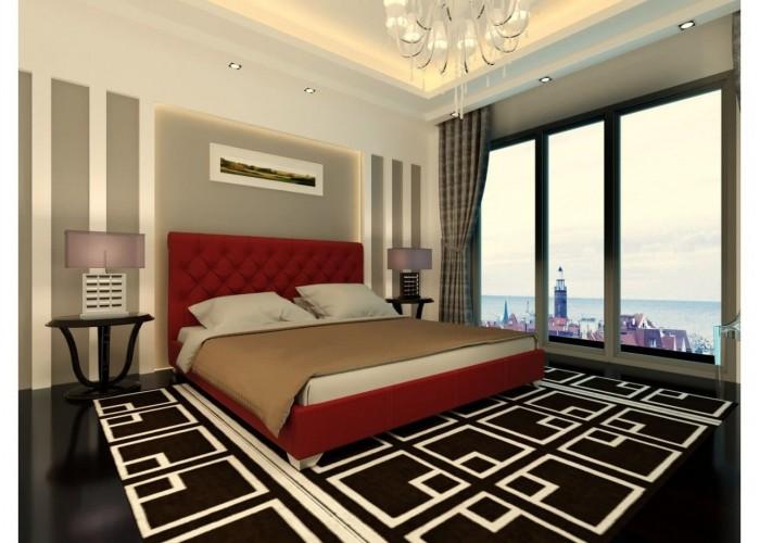 Мягкая кровать Novelty Классик  1