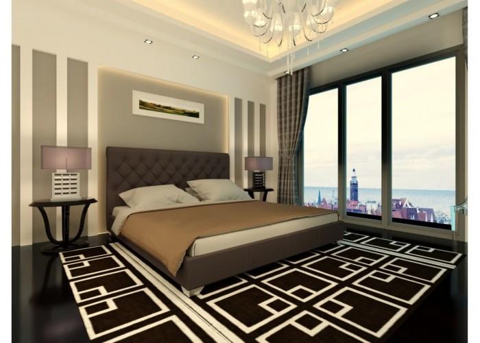 Мягкая кровать Novelty Классик  2