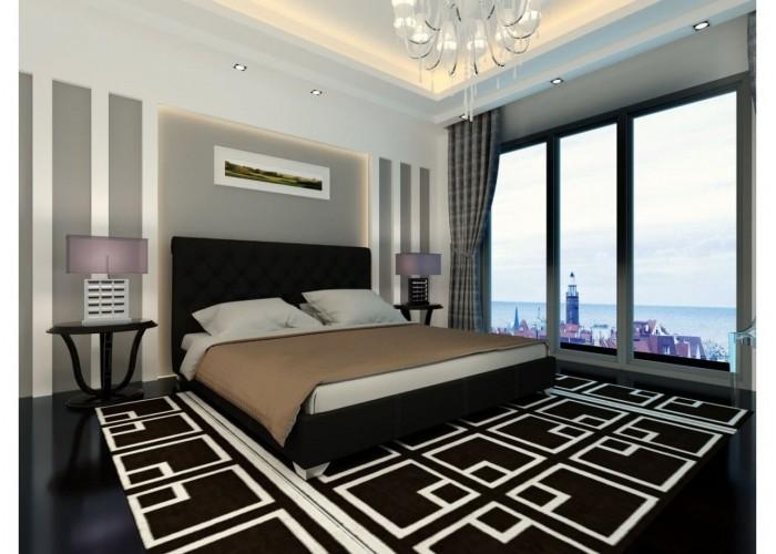 Мягкая кровать Novelty Классик  8