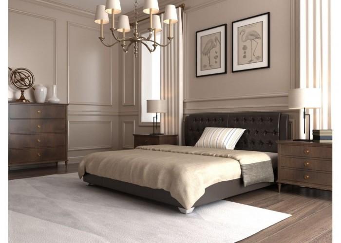 Мягкая кровать Novelty Тиффани  2