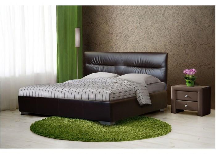 Мягкая кровать Novelty Камелия  1