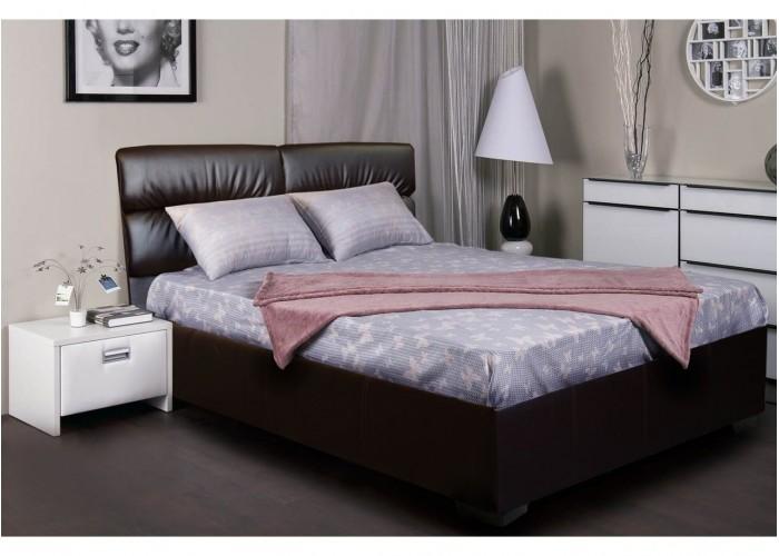 Мягкая кровать Novelty Манчестер  4