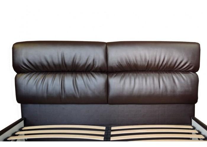 Мягкая кровать Novelty Манчестер  11