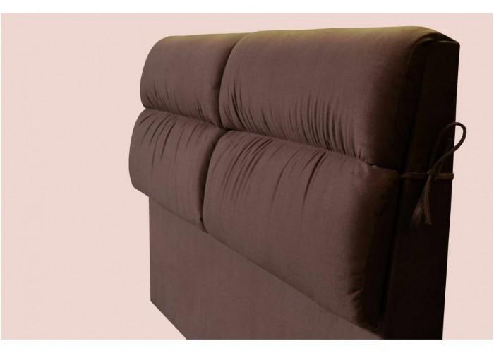 Мягкая кровать Novelty Манчестер  10