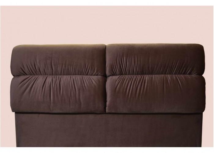 Мягкая кровать Novelty Манчестер  12