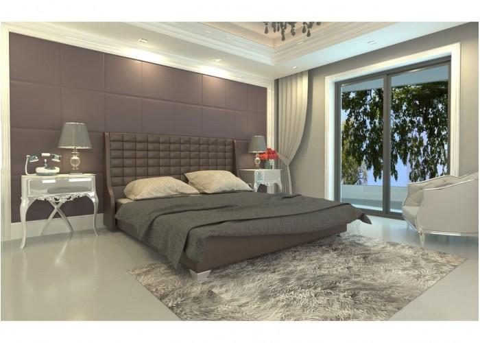 Мягкая кровать Novelty Медина  3