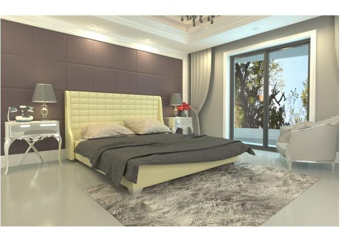 Мягкая кровать Novelty Медина  1