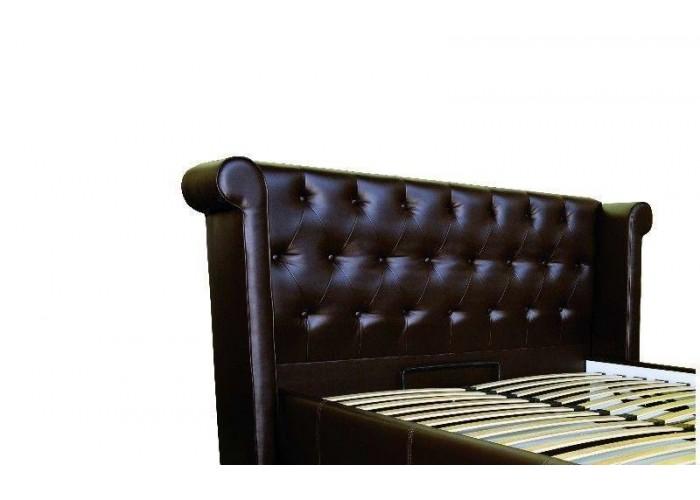 Мягкая кровать Novelty Глора  3