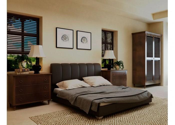 Мягкая кровать Novelty Олимп  7