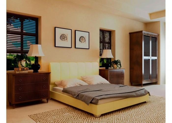 Мягкая кровать Novelty Олимп  3