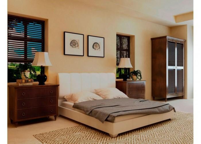 Мягкая кровать Novelty Олимп  9