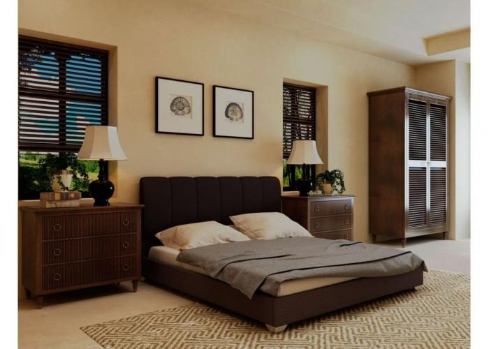 Мягкая кровать Novelty Олимп  8