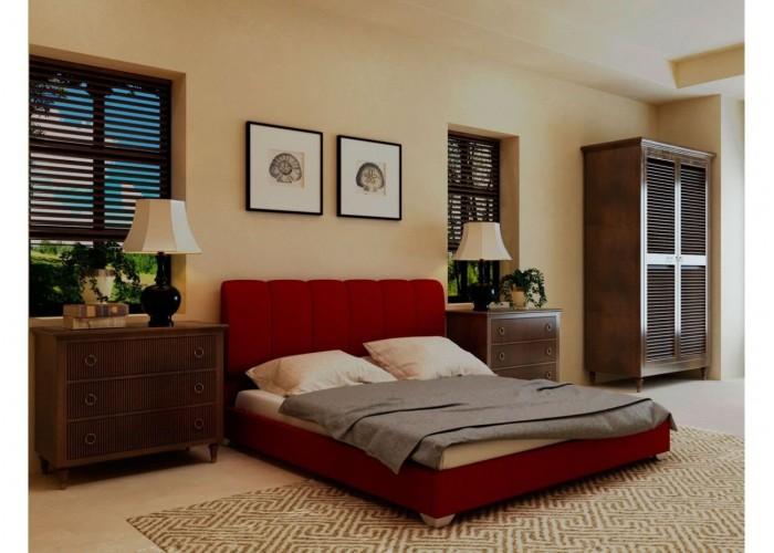 Мягкая кровать Novelty Олимп  6