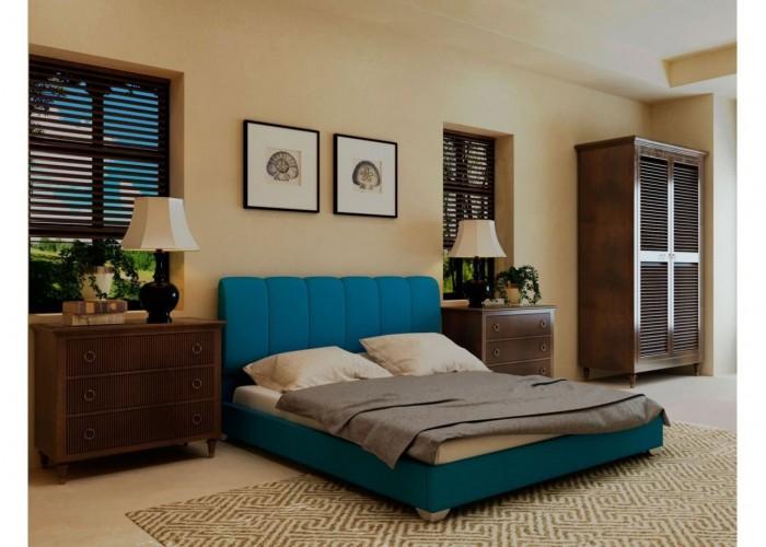 Мягкая кровать Novelty Олимп  4