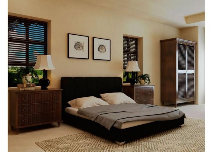 Мягкая кровать Novelty Олимп  5