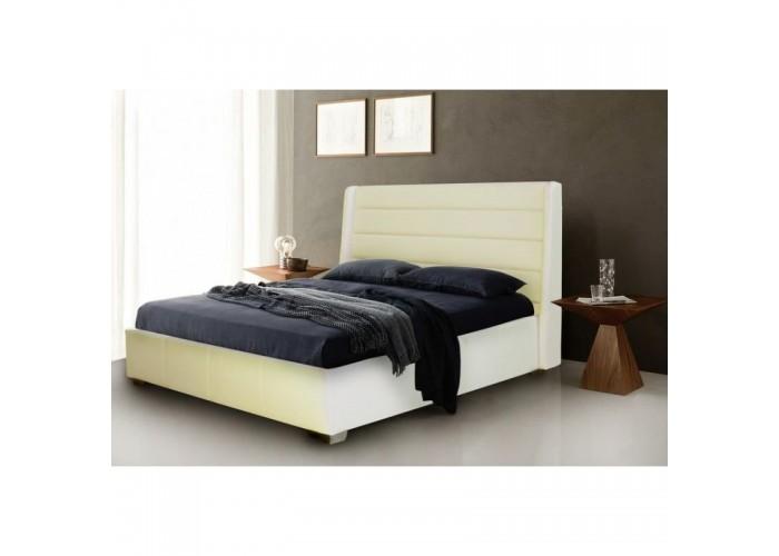 Мягкая кровать Novelty Римо  1