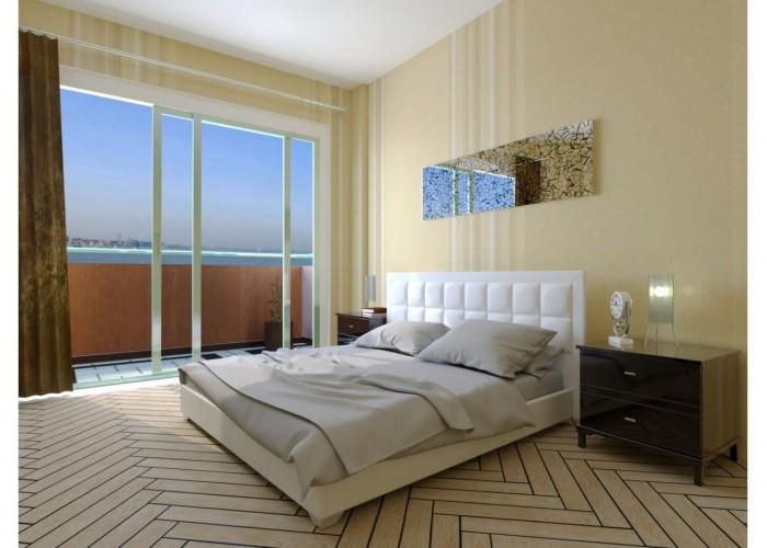 Мягкая кровать Novelty Спарта  3