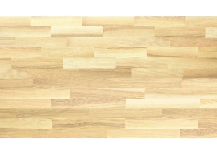 Паркетная доска Old Wood цвет ясень крем белый  2