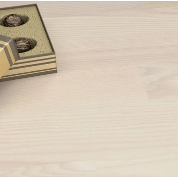 Паркетная доска Old Wood цвет ясень крем белый
