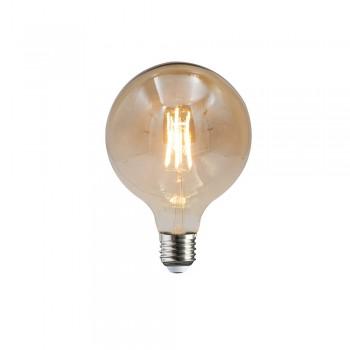 LED лампа Skarlat LED G95-4W-8