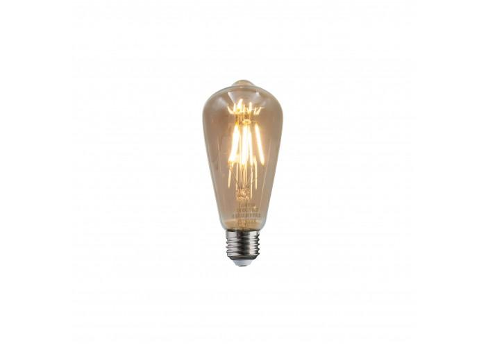 LED лампа Skarlat LED ST64-4W-8  1