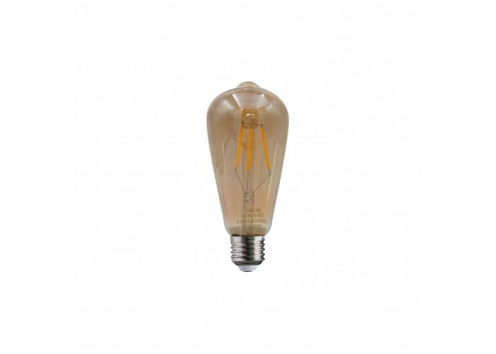 LED лампа Skarlat LED ST64-4W-8  2