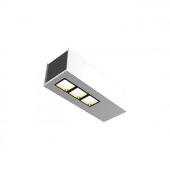 Точечный светильник Skarlat RSLC78037 3x5W WH+BK 4000K