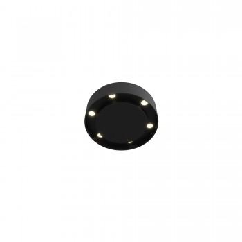 Точечный светильник Skarlat RSLC78072 6x1.5W BK 3000K