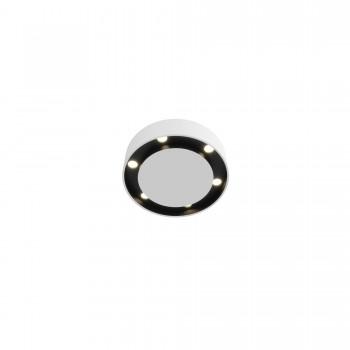 Точечный светильник Skarlat RSLC78072 6x1.5W WH+BK 4000K