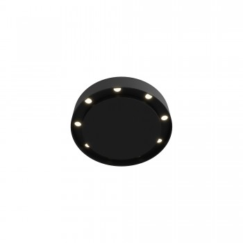 Точечный светильник Skarlat RSLC78073 9x1.5W BK 3000K