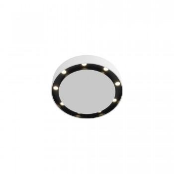Точечный светильник Skarlat RSLC78073 9x1.5W WH+BK 4000K