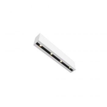 Точечный светильник Skarlat RSLC78074-4 4x1.5W WH+BK 4000K